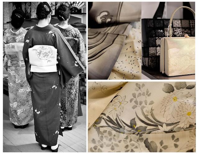 kimono,vintage