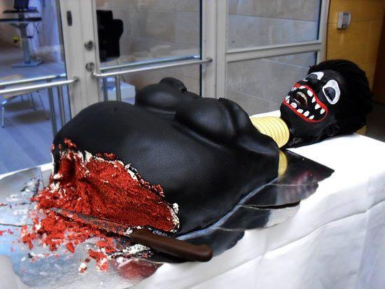 Makode Linde: Let Them Eat 'Painful Cake'?