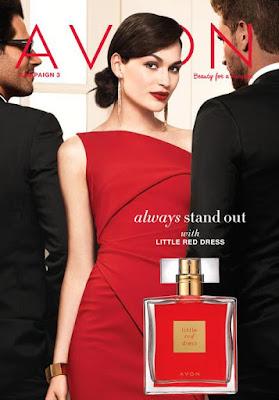 Avon Campaign 3 brochure shopping sales