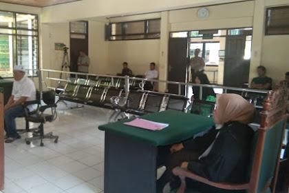 Kasus Pembunuhan Yang Menarik Perhatian Publik Sudah Diputus Majelis Hakim
