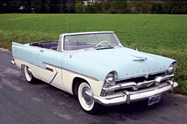 Plymouth Belvedere Convertible de 1956