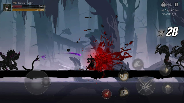 Shadow of Death 2 MOD God Mode