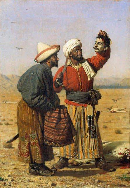Василий Васильевич Верещагин - После удачи. 1868