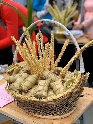 Bánh dừa Bến Tre (ảnh: Phương Thy)