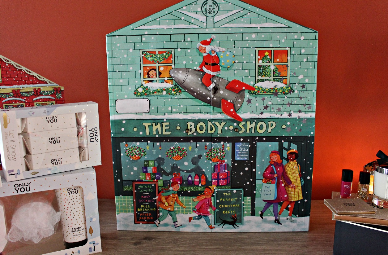 The Body Shop Dream Big kerstcollectie