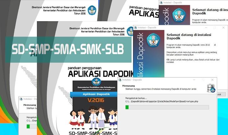 Buku Manual Panduan Penggunaan Aplikasi Dapodik Versi 2016 (TP 2016/2017)