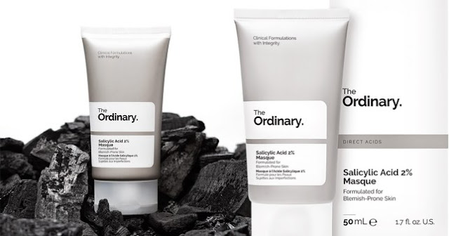 The Ordinary maseczka Salicylic Acid 2% Masque