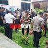 Inilah Minggu Ceria, Kapolri Jenderal Idham Aziz Menanam Pohon Eboni di Makasar