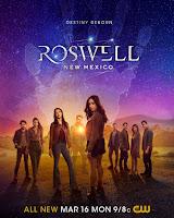 Segunda temporada de Roswell, New Mexico