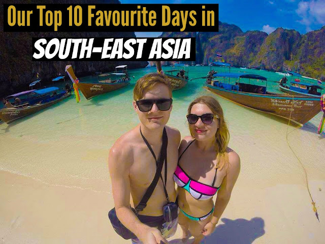 Top favourite days in South East Asia