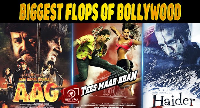 Top 15 Biggest Bollywood Hindi Flop Movies Which Released During Holi