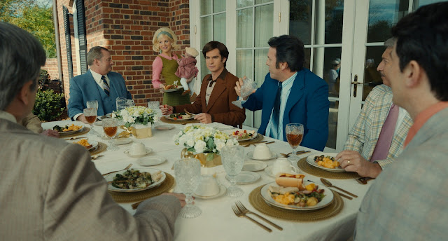 Jessica Chastain Andrew Garfield Michael Showalter | The Eyes of Tammy Faye | TIFF 2021