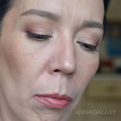 Макияж с Губной помадой Inglot Q-lipstick 40
