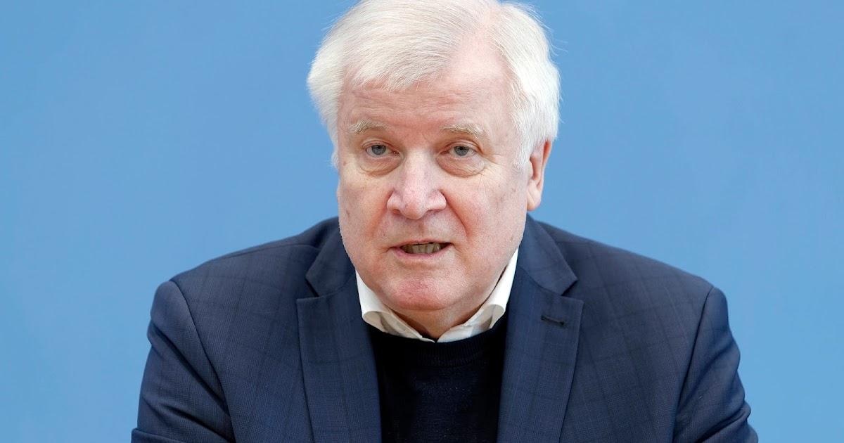Seehofer kündigt Studie zu Linksextremismus bei der Polizei an