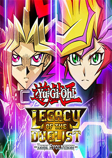 Download: Yu-Gi-Oh! Legacy of the Duelist Link Evolution (PC)
