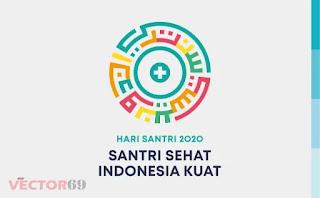 Hari Santri Nasional 2020 Logo - Download Vector File SVG (Scalable Vector Graphics)