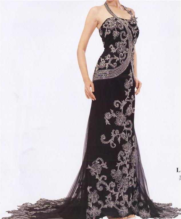 Dress Designs: Luxury Wedding Fashion: Evening Dress Designs 2011 Pictures