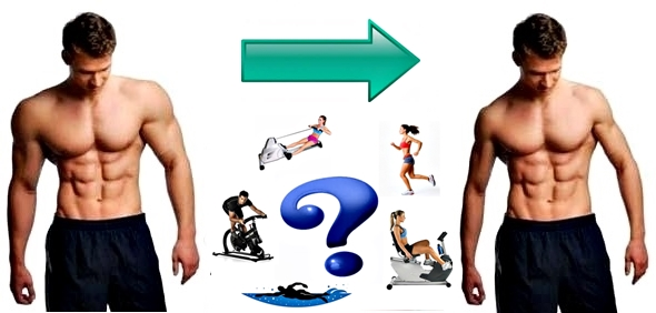 Ejercicio aeróbico quema de masa muscular