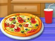 العاب طبخ بيتزا