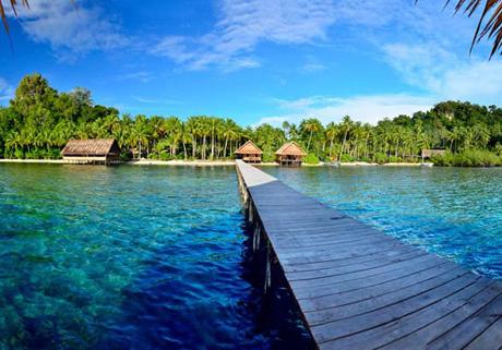 Surga Dunia Papua, Raja Ampat