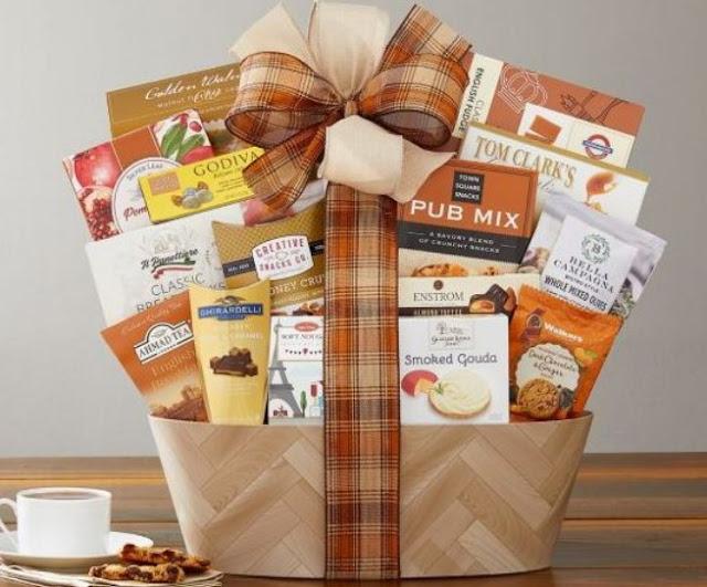 Sweet and Savory Gift Basket