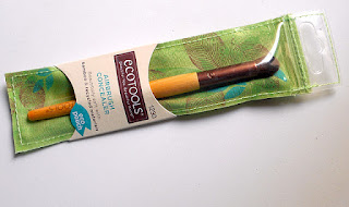 Airbrush Concealer Brush de Ecotools, como una caricia