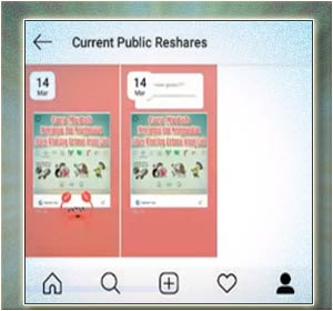 Cara Mengetahui Siapa Yang Membagikan Postingan Kita Ke Stories Instagram