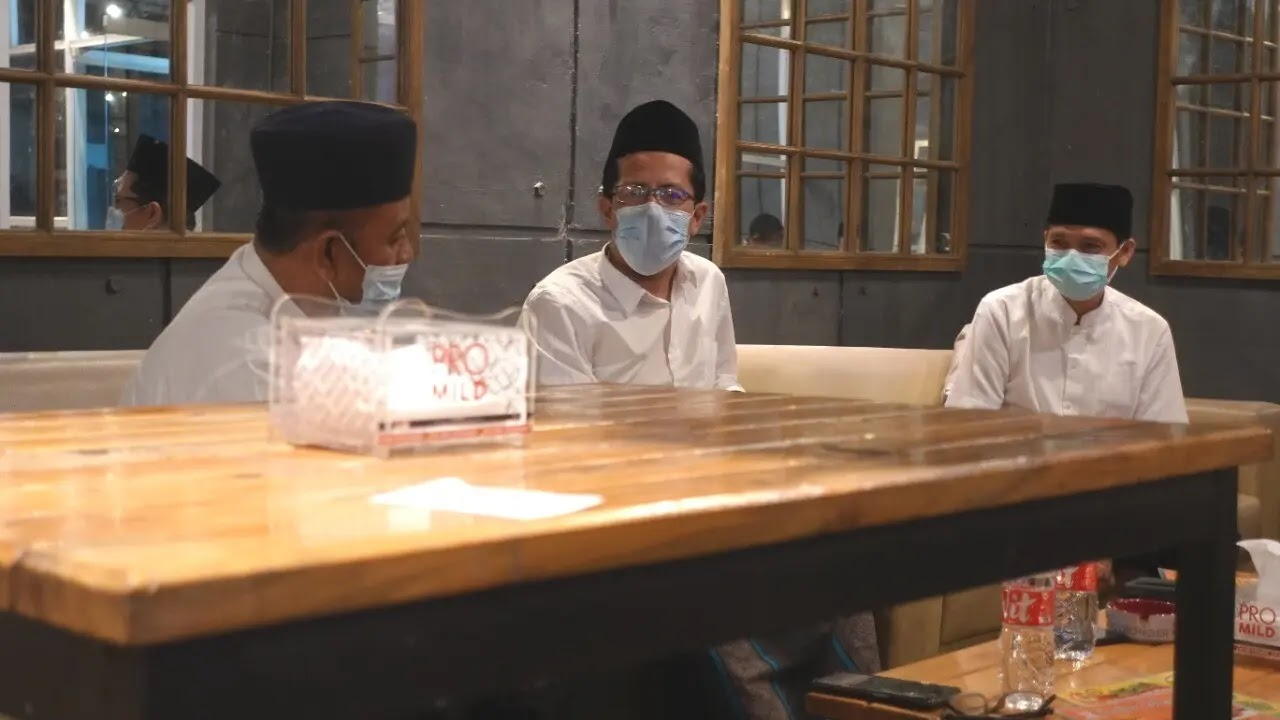 NU, Muhammadiyah, dan Lembaga Dakwah Islam Indonesia (LDII)