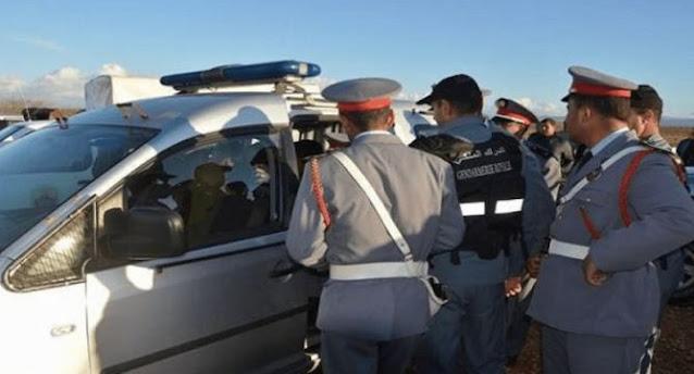 الدرك الملكي يعتقل نائبا برلمانيا ورئيس جماعة تورط في هذه الأحداث
