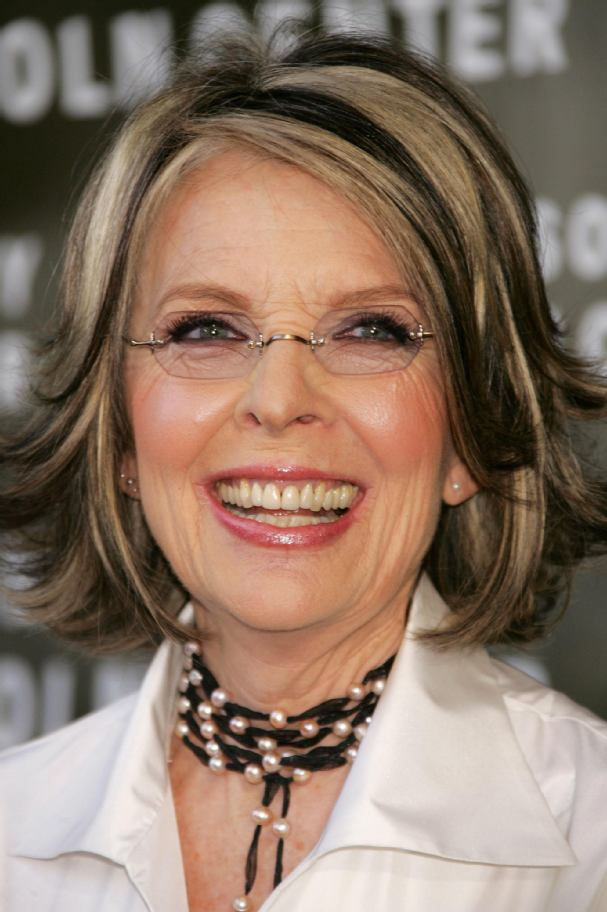 Diane Keaton Hairstyle Pictures 288 29