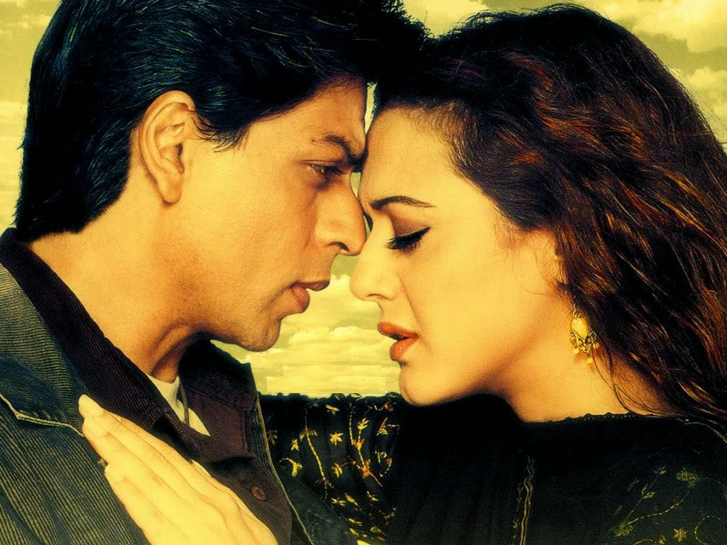 Preity Zinta & Shahrukh Khan Wallpaper Download | Every ...