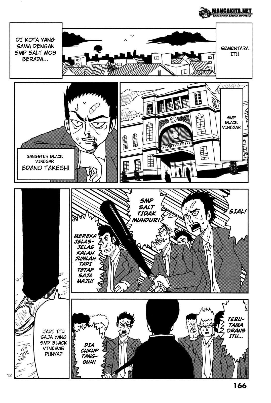Mob Psycho 100 Chapter 09-11