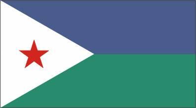 Bandeira do Djibuti