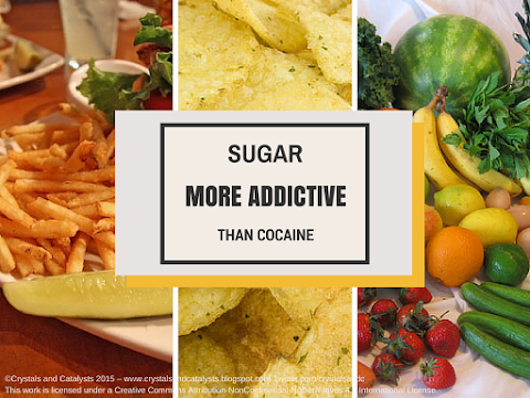 Sugar is more addictive than cocaine... – what?!