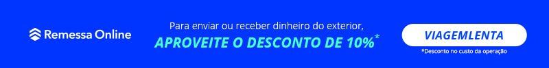 Transfira dinheiro de forma econômica pela Remessa Online com o desconto do blog!