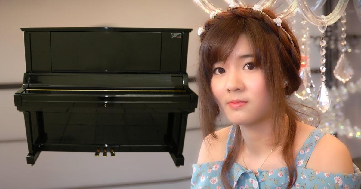 Piano Cơ Yamaha YUA Chính Hãng