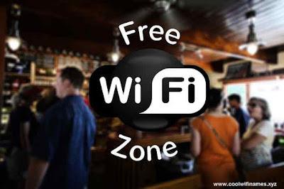 Funny Wifi Password