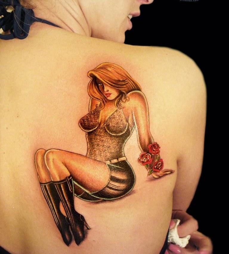 Los Mejores Tatuajes De Pin Ups Y Su Significado Belagoria La