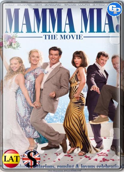 Mamma Mia! La Película (2008) HD 1080P LATINO/INGLES