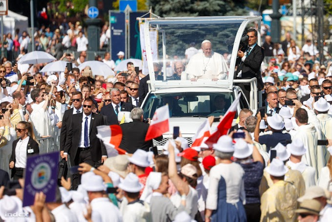 A The New York Times szerint Romániában járt a pápa