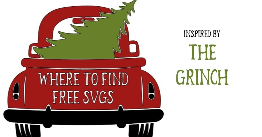 Where To Find Free Grinch Svgs