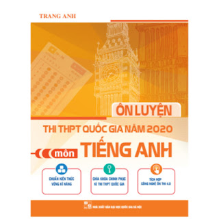 Ôn Luyện Thi THPT Quốc Gia Năm 2020 Môn Tiếng Anh ebook PDF-EPUB-AWZ3-PRC-MOBI