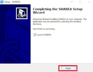 Cara Install SHAREit Di PC