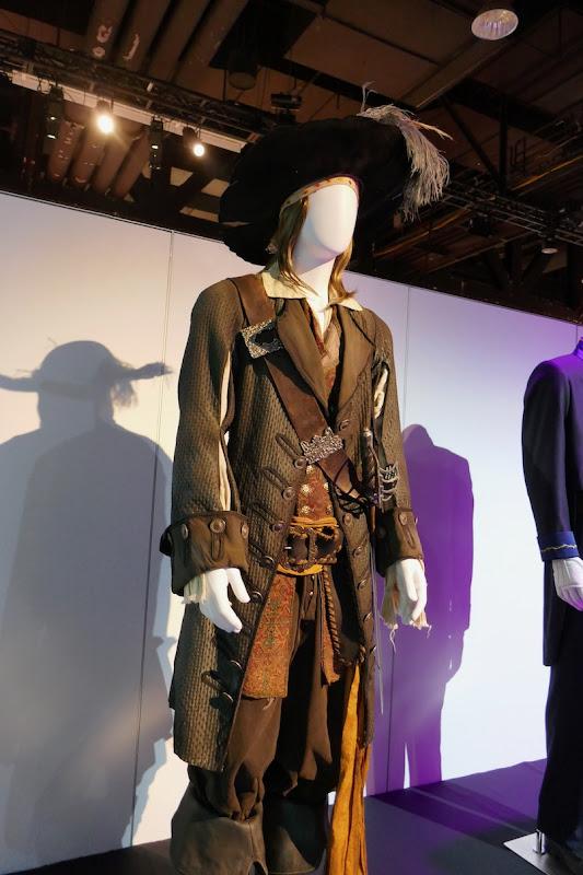 Pirates of Caribbean Captain Hector Barbossa costume