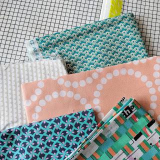 modern quilting fabrics