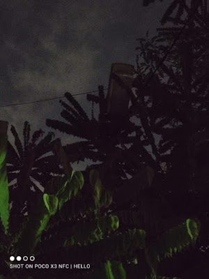 "Resah Lampu Penerangan ""Kampung Terang"" di Pinang Mati"