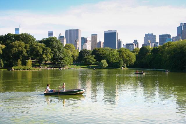 Central park-New York