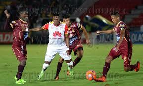 Deportes Tolima vs Independiente Santa Fe