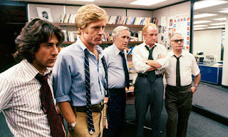 Dunia Sinema All the President's Men Staf The Washington Post