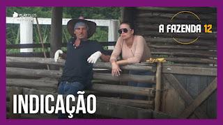 A Fazenda 12 – Jakelyne treina animada – Victória sugere que Juliano indique Raissa – Juliano, Lipe e Mateus descansam